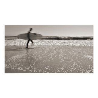 Surfer by Shirley Taylor Photo Print