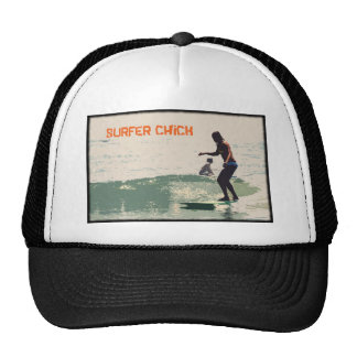 Surfer Chick Hats