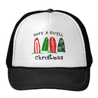 Surfer Christmas Hat