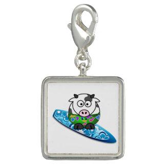 Surfer Cow