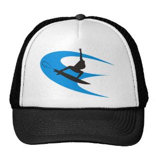 Surfer Design Cap