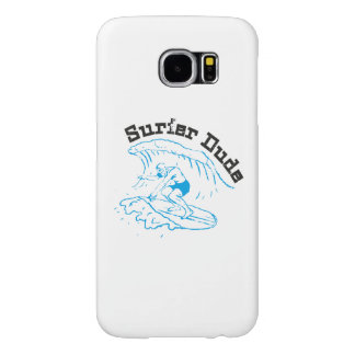 Surfer Dude Samsung Galaxy S6 Cases