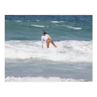 Surfer Girl 8 Postcard