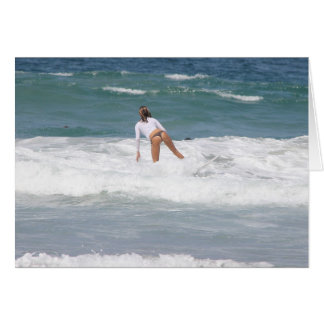 Surfer Girl 8a Card