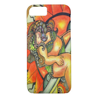 Surfer Girl Color iPhone 8/7 Case