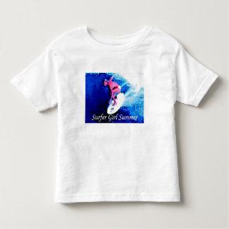 surfer Girl Summer Trademark Toddler T Toddler T-Shirt