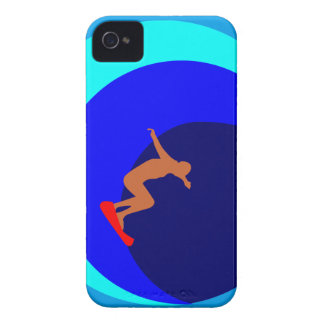 Surfer iPhone 4 Case