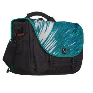 Surfer Marine Biologist Commuter Laptop Bag
