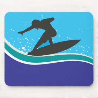 Surfer Mousepad