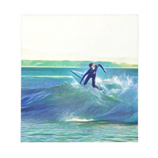 Surfer Notepad