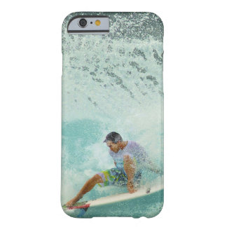 Surfer Ocean Wave Surfboard Surf Barely There iPhone 6 Case