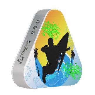 Surfer Pieladium Speakers Speaker