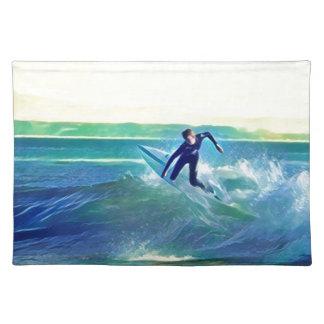 Surfer Placemat