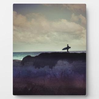 Surfer Plaques
