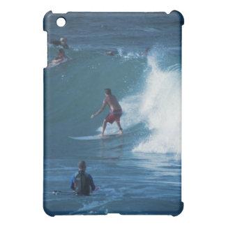 Surfer Rainbow Bay Australia Splash Cover For The iPad Mini