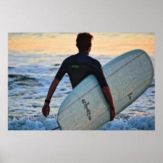 Surfer Series - Surfer ENERGY Poster
