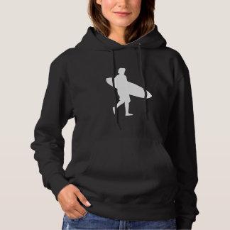 Surfer Silhouette Hoodie