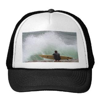 Surfer Surfing Cap