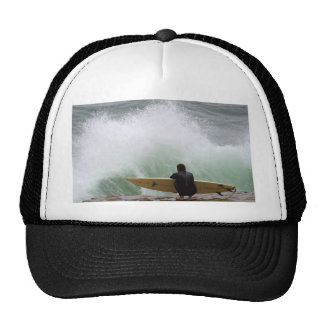 Surfer Surfing Hats