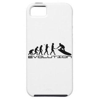 Surfer Surfing Sport Evolution Art iPhone 5 Cases