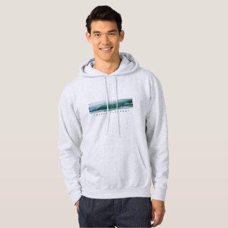 Surfera sweater shirt with hood
