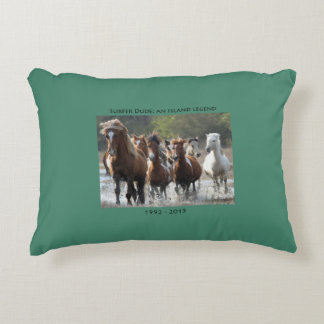 Surfer's Band Accent Pillow