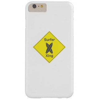 Surfers beach Surf surfing board Gift Barely There iPhone 6 Plus Case