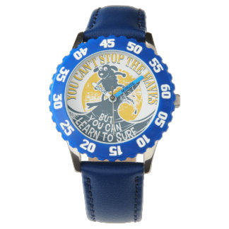Surfer's Creed Watch