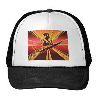 Surfers hats & peak caps