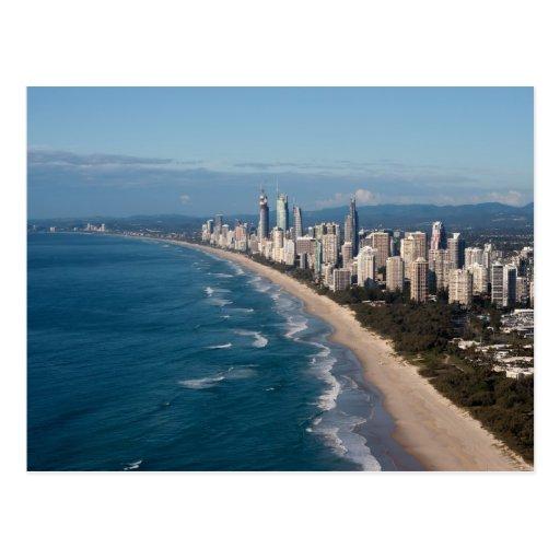 Surfers Paradise Gold Coast Queensland Australia Postcards