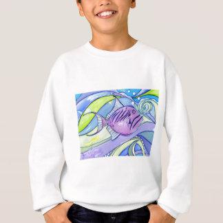Surfin Fish Sweatshirt