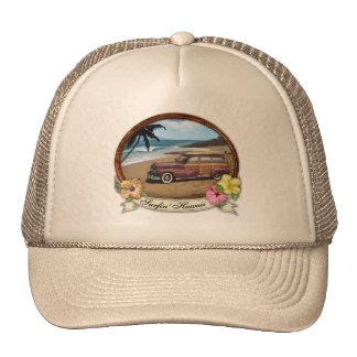 Surfin' Hawaii Mesh Hat