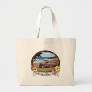 Surfin' Hawaii Jumbo Tote Bag