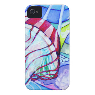 Surfin Jelly iPhone 4 Case-Mate Case