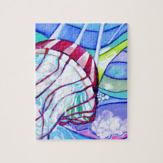 Surfin Jelly Jigsaw Puzzle