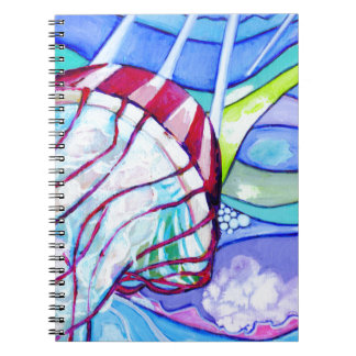 Surfin Jelly Notebooks