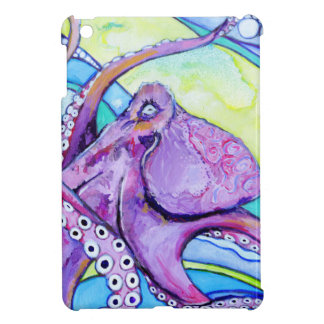 Surfin Octopus iPad Mini Cases