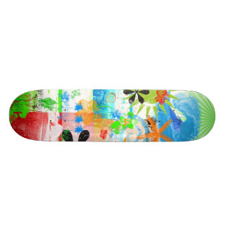 Surfin USA Skateboard