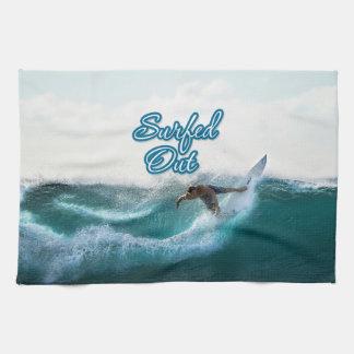 Surfing 11 Kitchen Towels