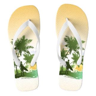 Surfing 6 Flip Flops