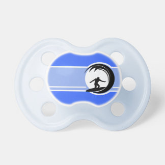 Surfing; Blue Pacifiers