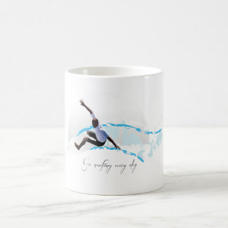 Surfing Coffee Mug