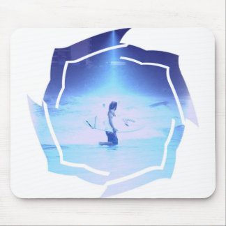 Surfing Design Mousepad