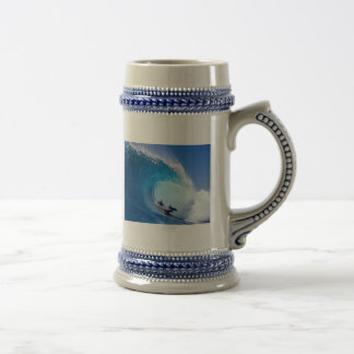 Surfing Dolphins Coffee Mugs