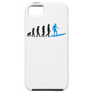 Surfing Evolution iPhone 5/5S Cases