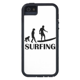 Surfing Evolution iPhone 5/5S Covers