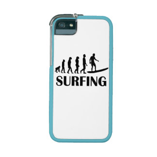 Surfing Evolution Case For iPhone 5