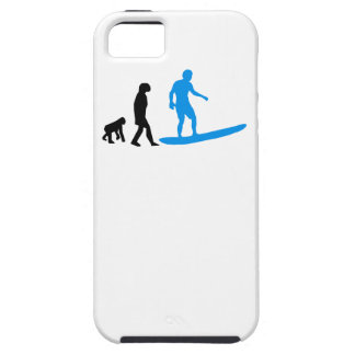 Surfing Evolution iPhone 5/5S Cover