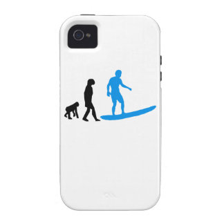 Surfing Evolution iPhone 4/4S Covers