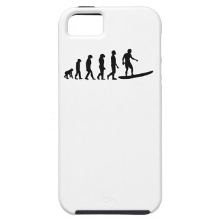 Surfing Evolution iPhone 5 Cases